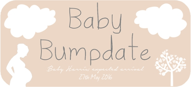 Bumpdate - OH SO MUMMY BLOG