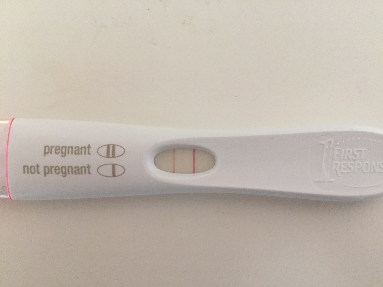 PREGNANT! 17.09.16
