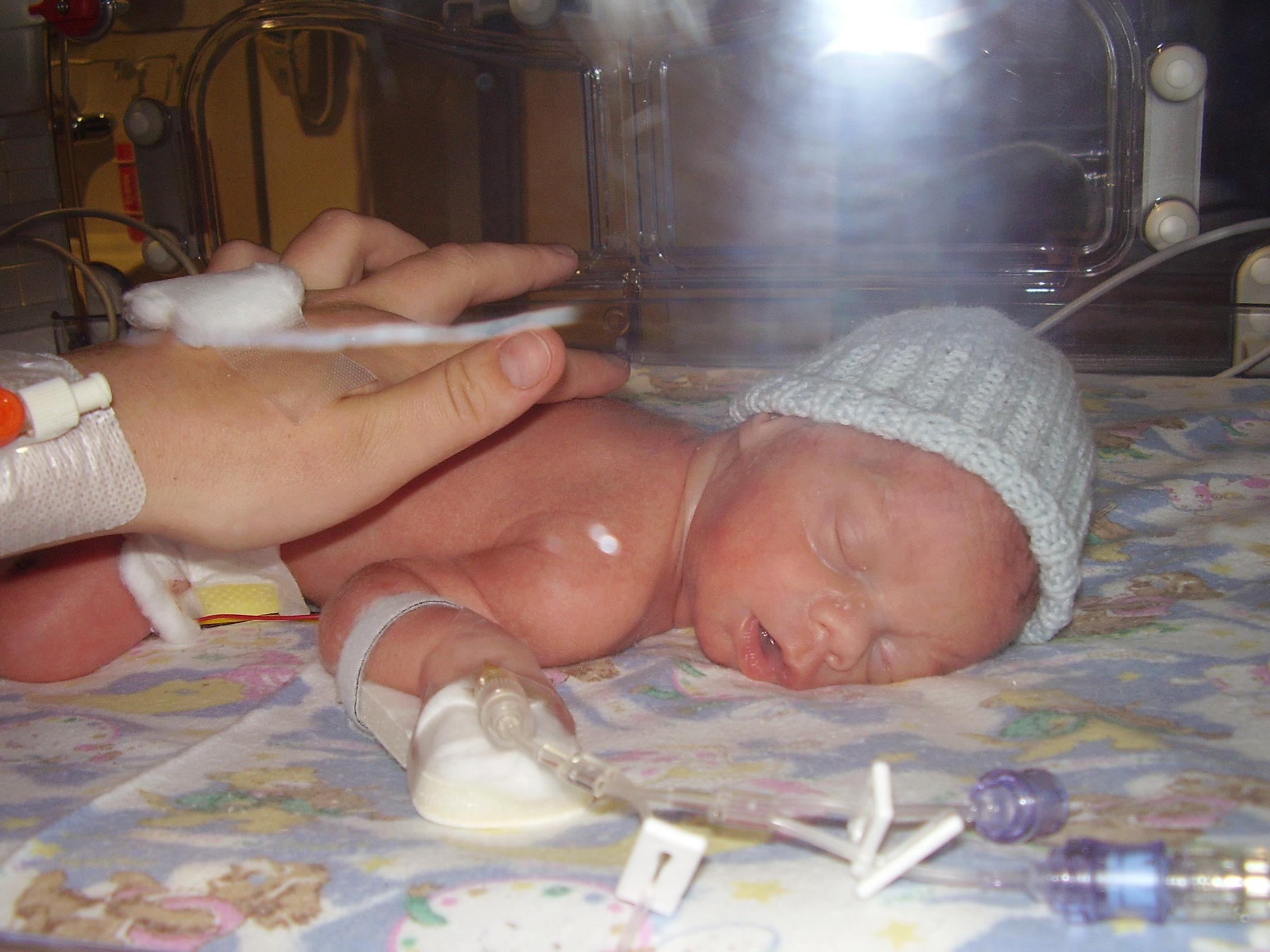 Jayden birth story