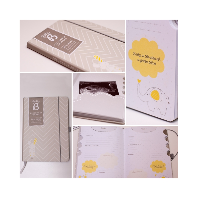 Review: Baby B Pregnancy Journal