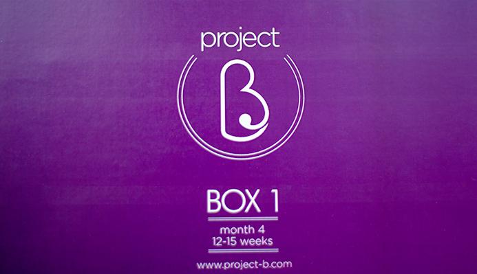 PROJECT B – BOX 1