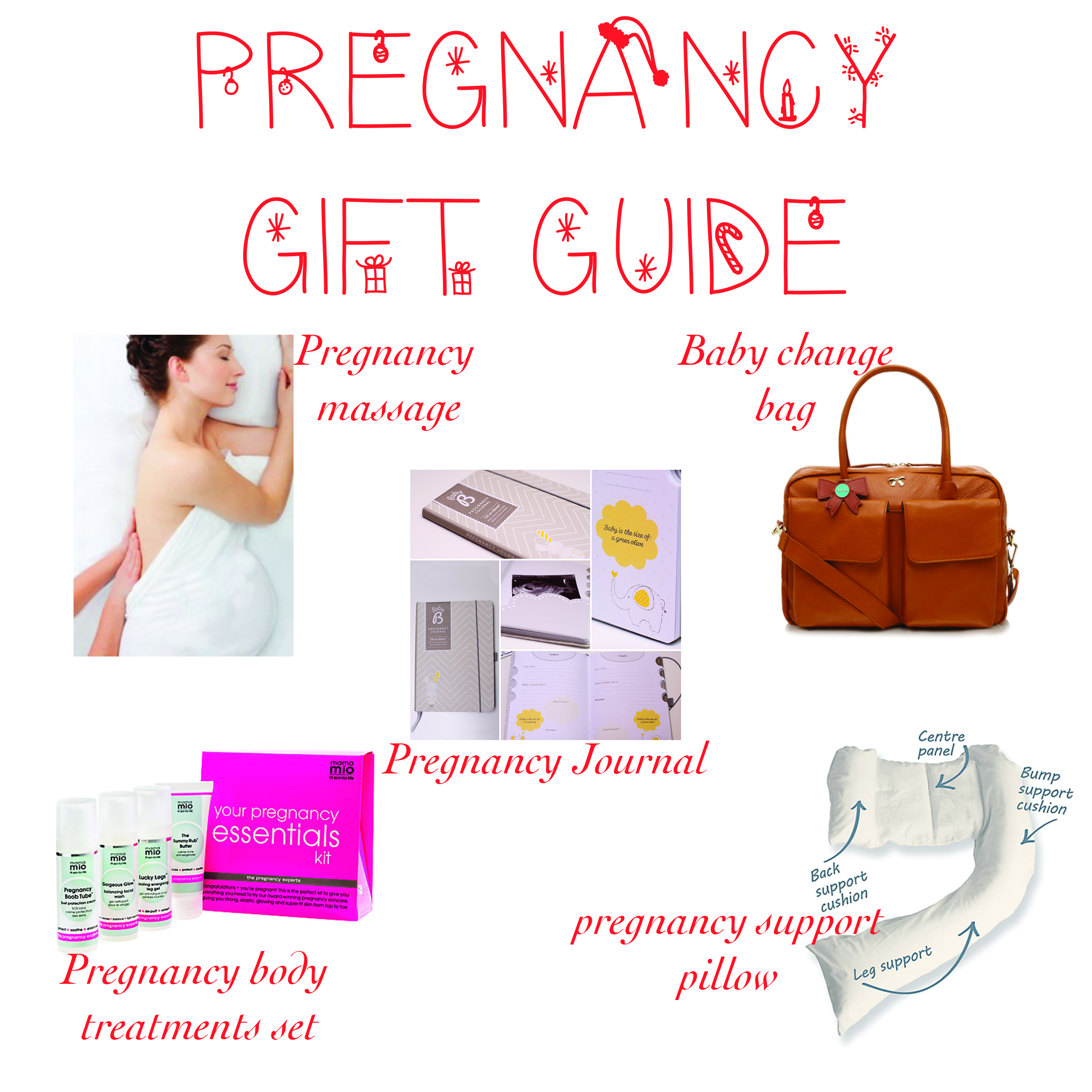 Mum-to-be Christmas Gift Guide