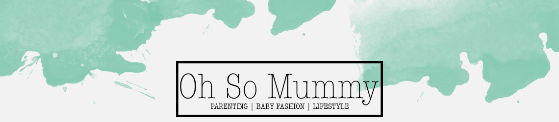 OH SO MUMMY BLOG HEADER