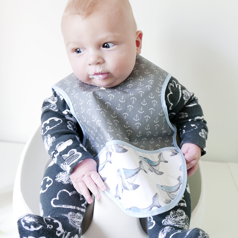 Weaning | Arlo's first foods – Oh So Mummy