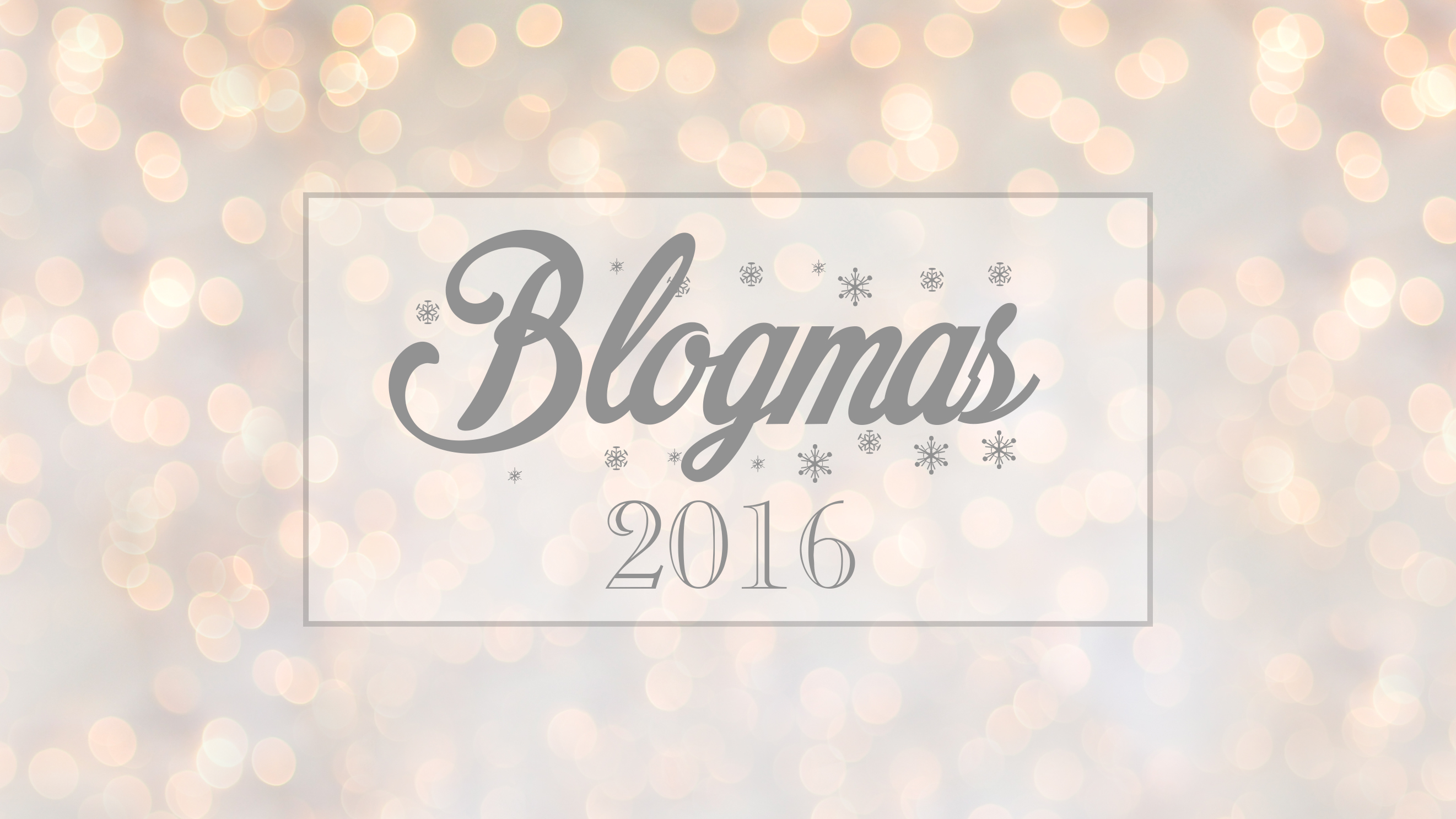 BLOGMAS | WINTER NIGHTS IN